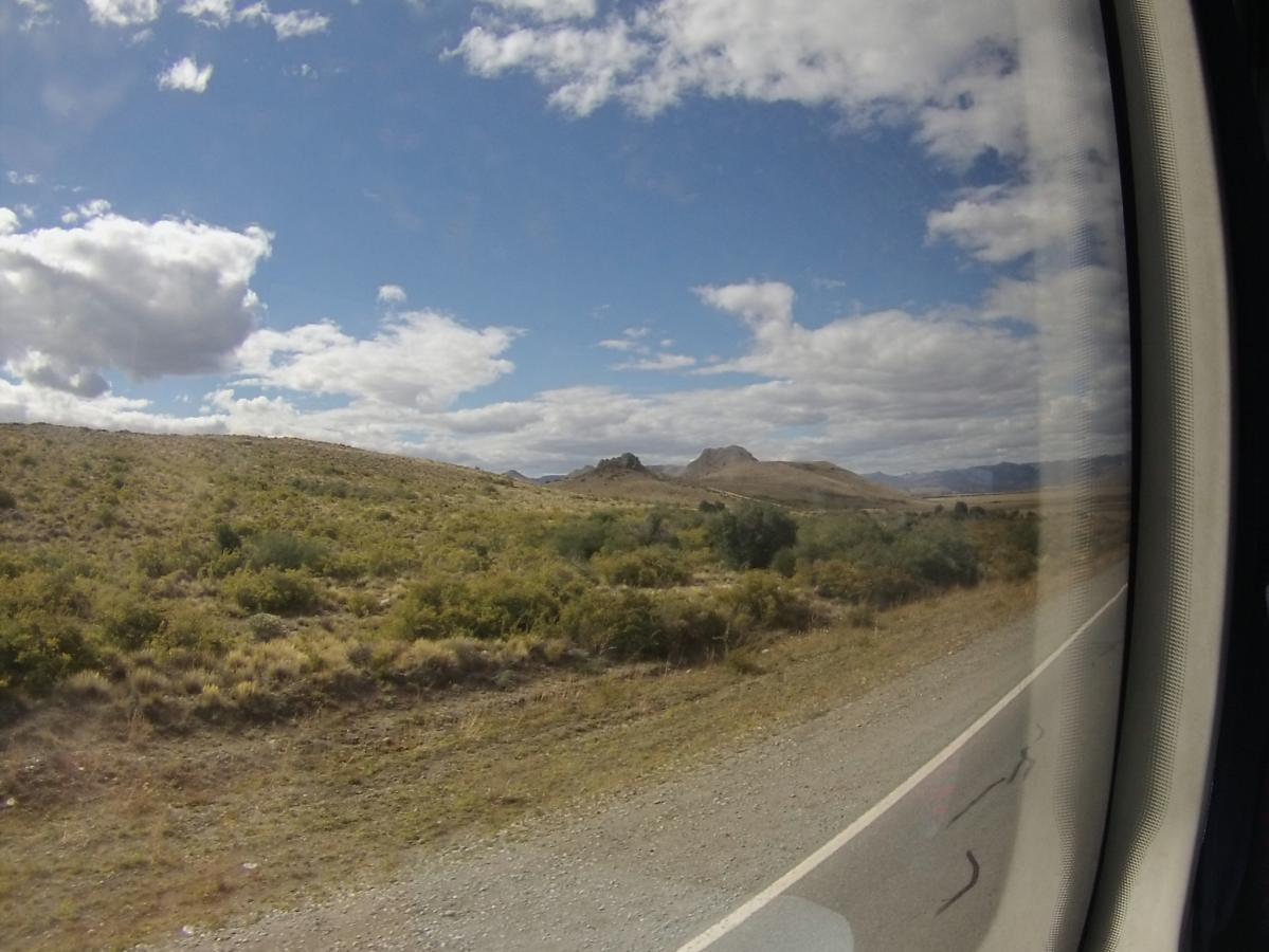Sur une route argentine