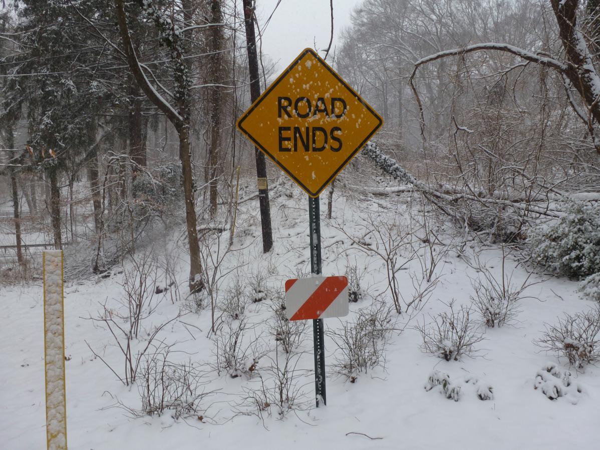 Board road ends