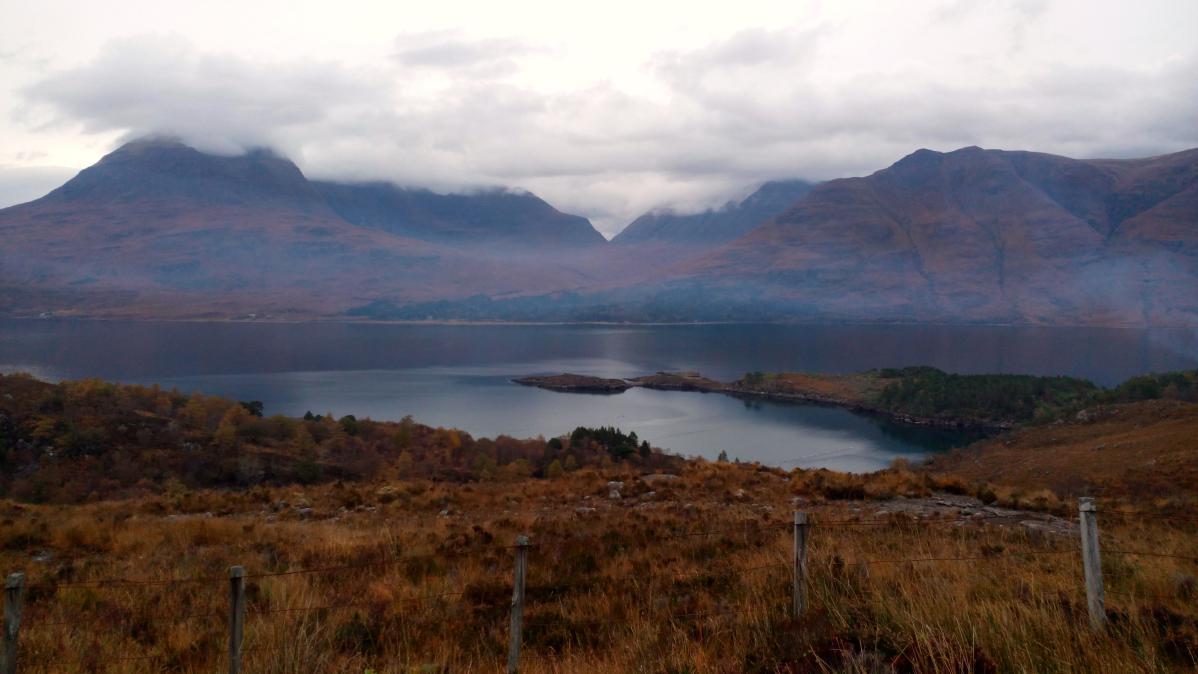 paysages des highlands en écosse