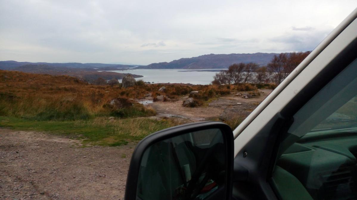 Vers les Summer Isles, au Nord de l'Écosse