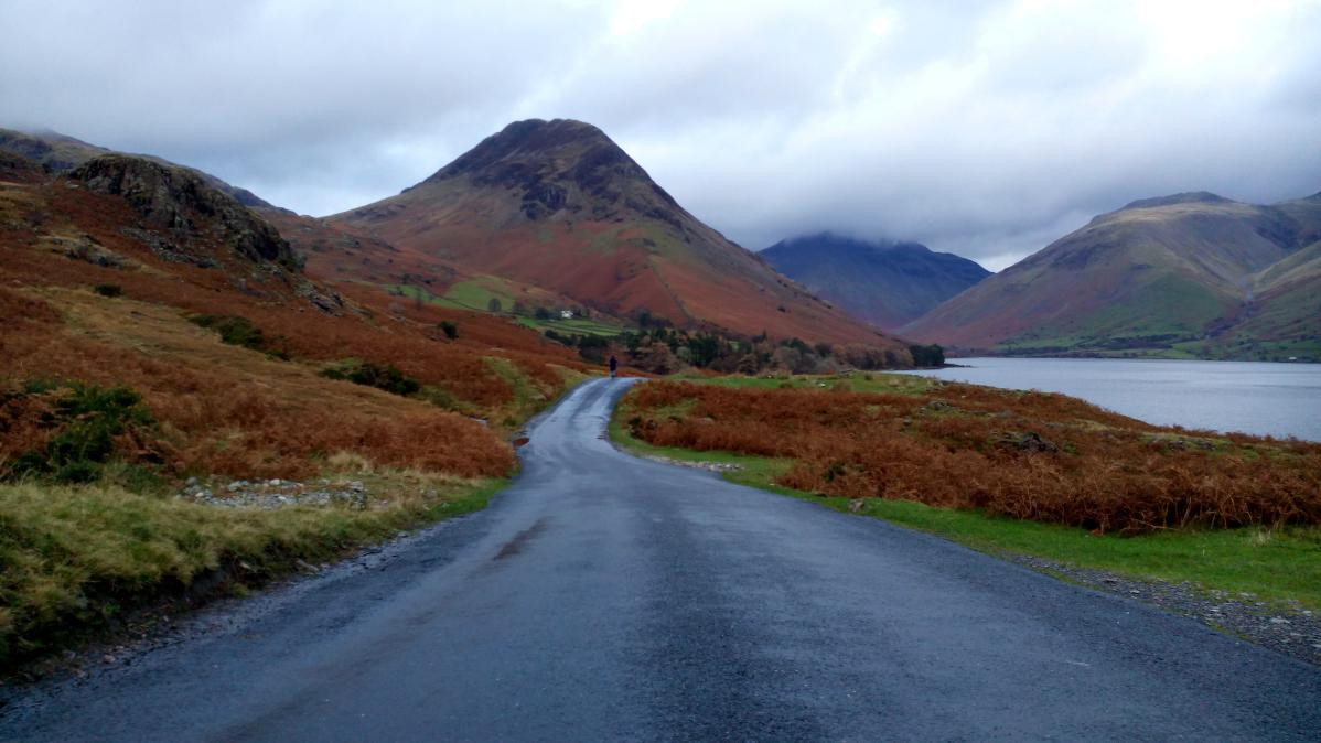Sur les routes du Lake District, en Angleterre