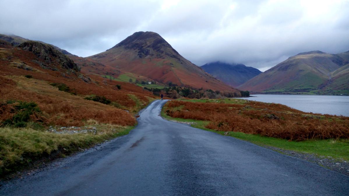 Sur les routes du Lake District, en Angleterre