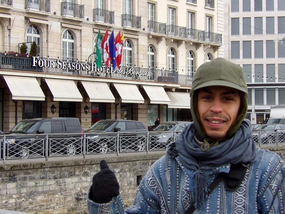 Visiter la Suisse : Genève