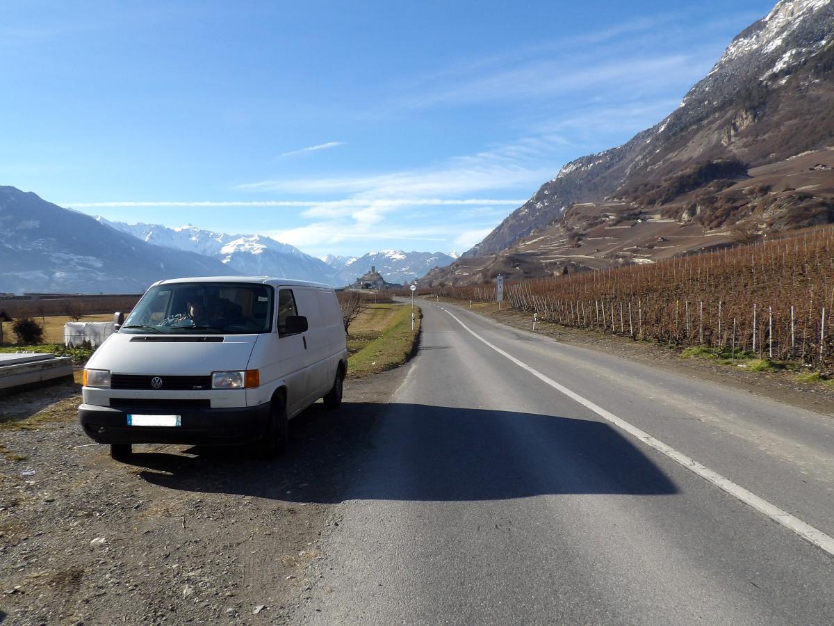 road-trip en suisse