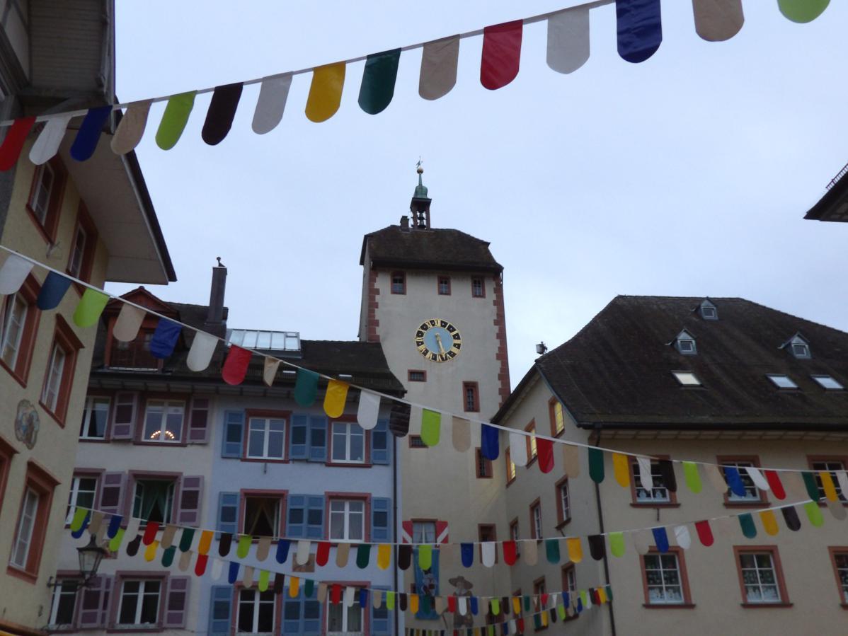 Carnaval de Waldshut, en Allemagne