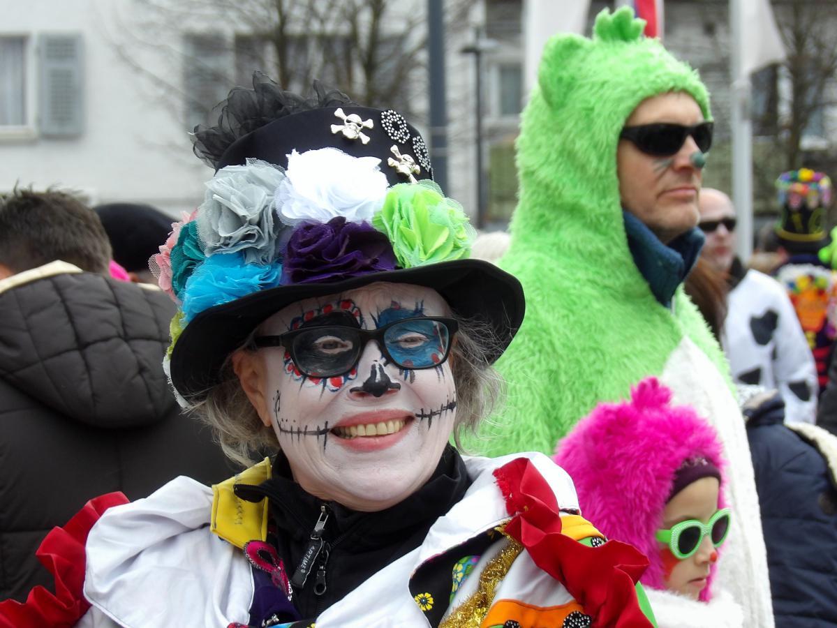 carnaval au liechtenstein