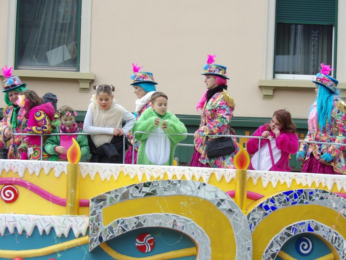 Le carnaval de Schaan, au Liechtenstein