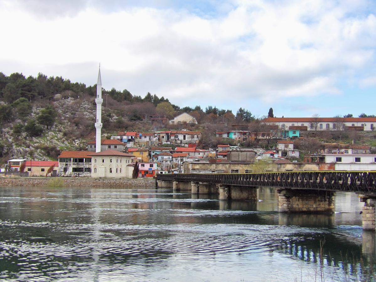 Visiter l'Albanie : la ville de Shkodra...