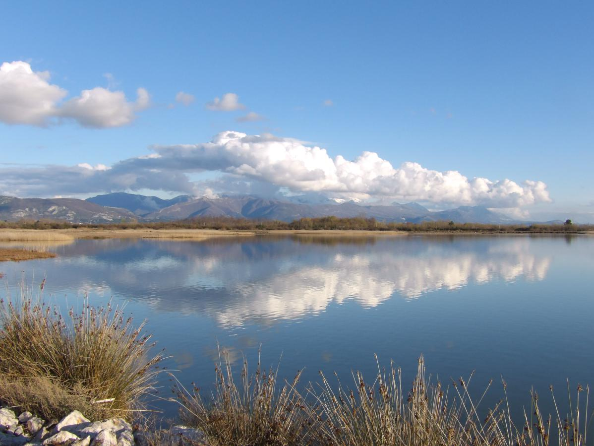Visiter l'Albanie : la laguna Kune