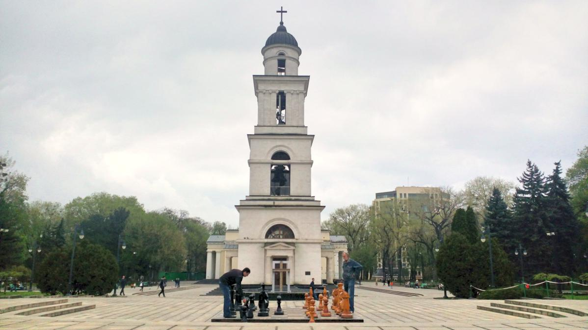 visiter chisinau moldavie
