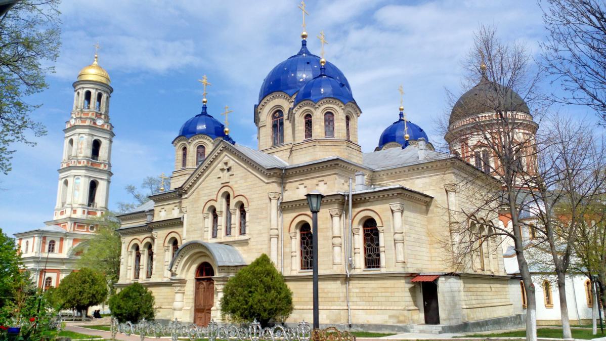 Le monastère de Blijnii Huto