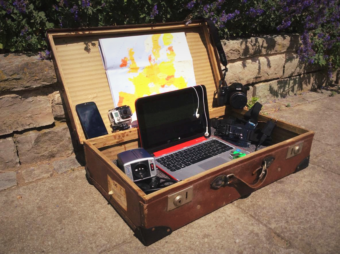 matériel informatique à apporter en voyage