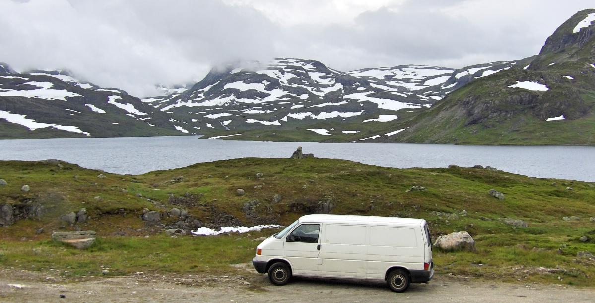 Road trip au Sud de la Norvège : routes magiques, vent d'accordéon