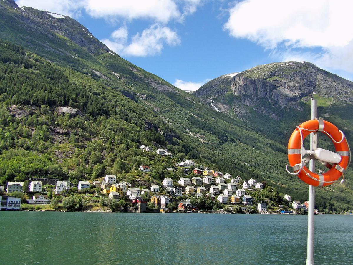 road trip en norvège, visite d'odda