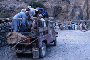 col de shandur au pakistan
