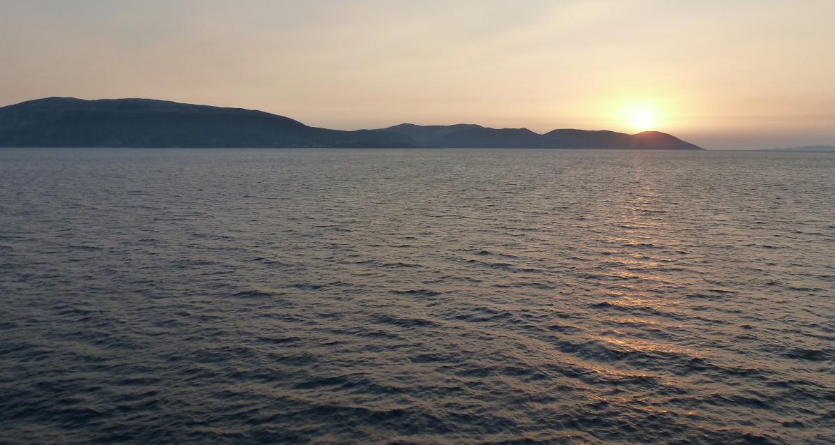 îles en grèce