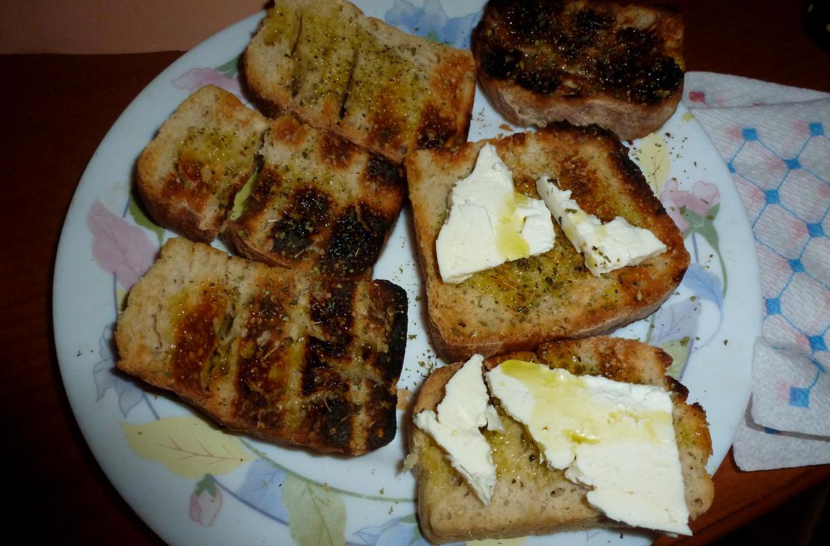 visiter kalamata : quoi manger