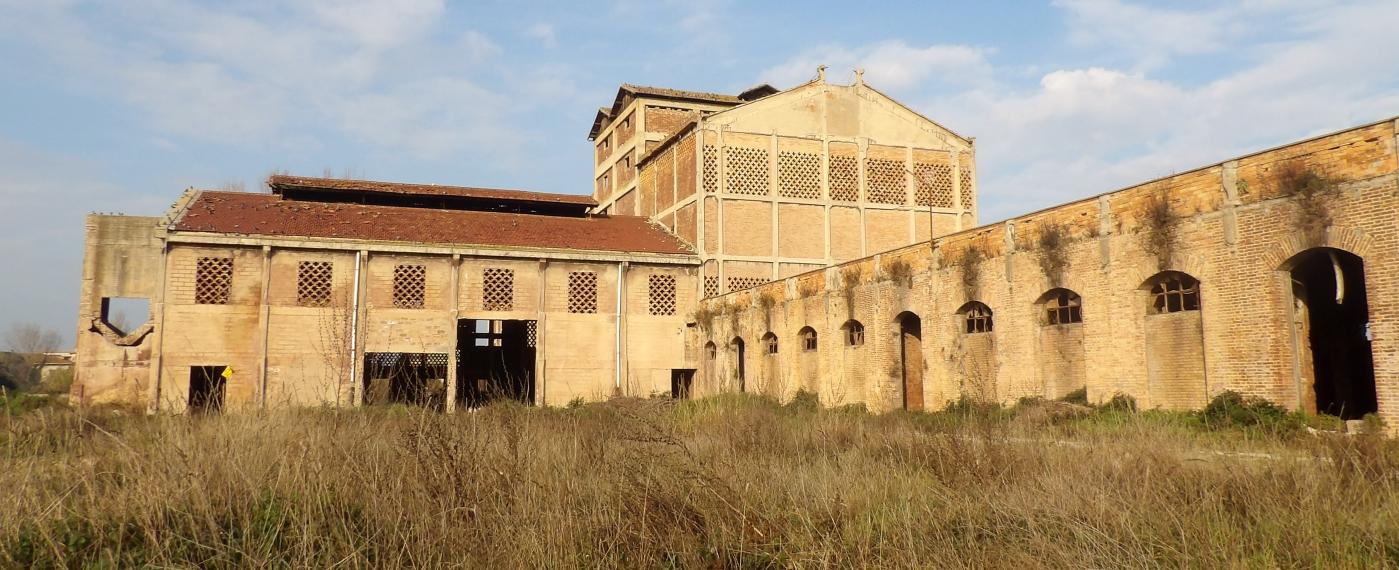URBEX en Italie – L'usine défigurée