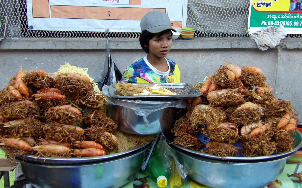 visiter yangon au myanmar