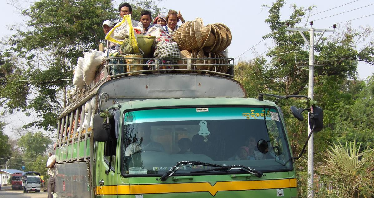 auto-stop au myanmar