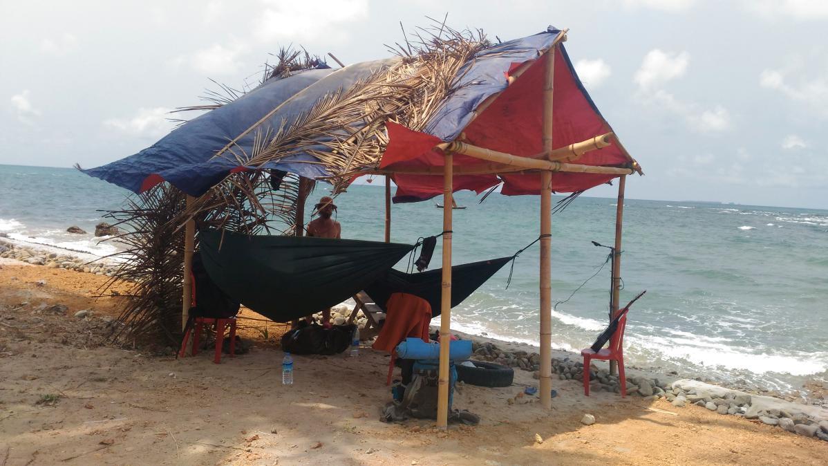 birmanie plage myanmar ngwe saung beach