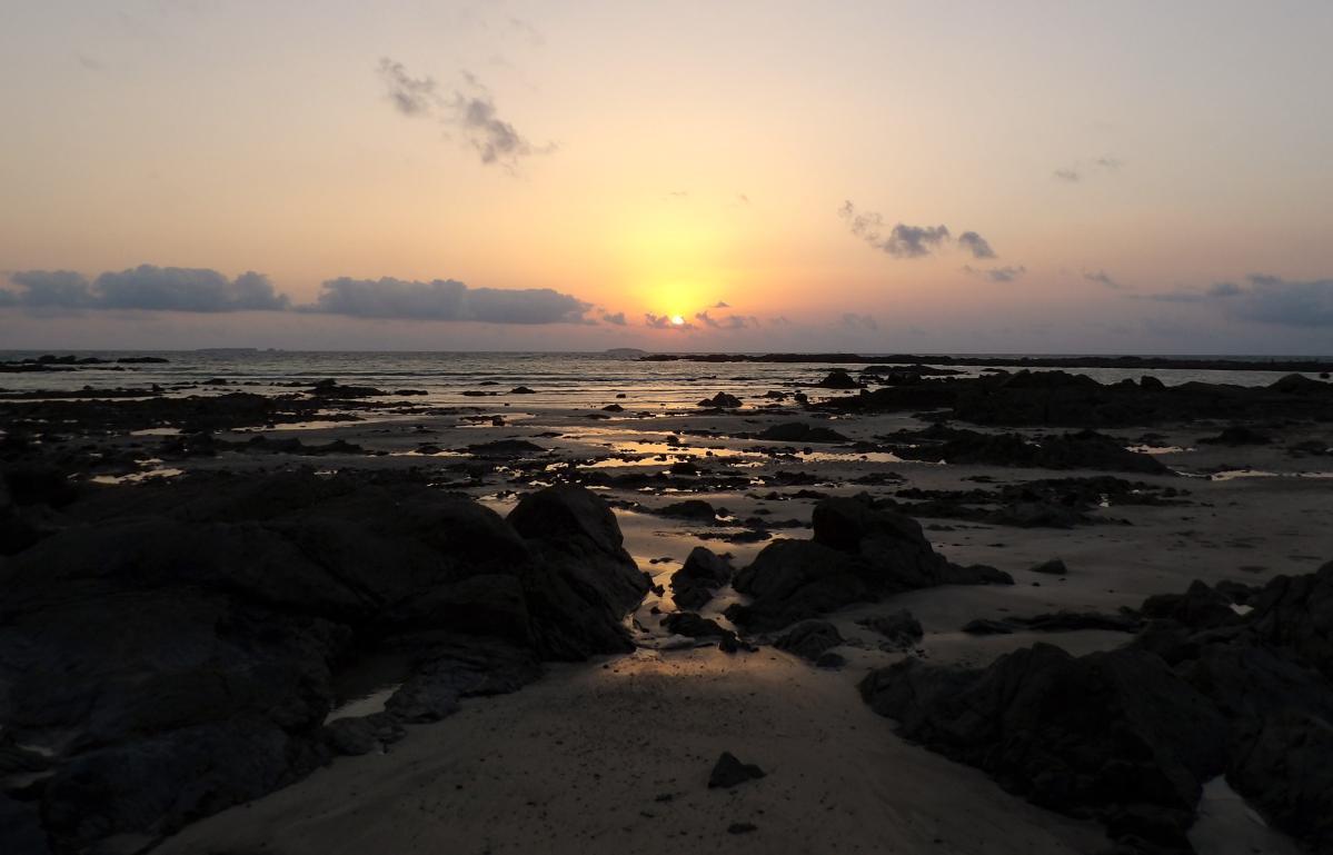 plage de birmanie ngwe saung