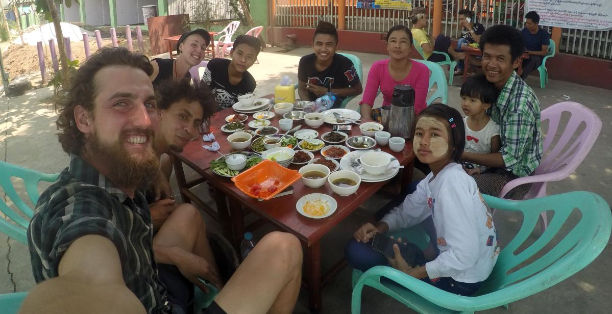 voyage en birmanie en auto-stop