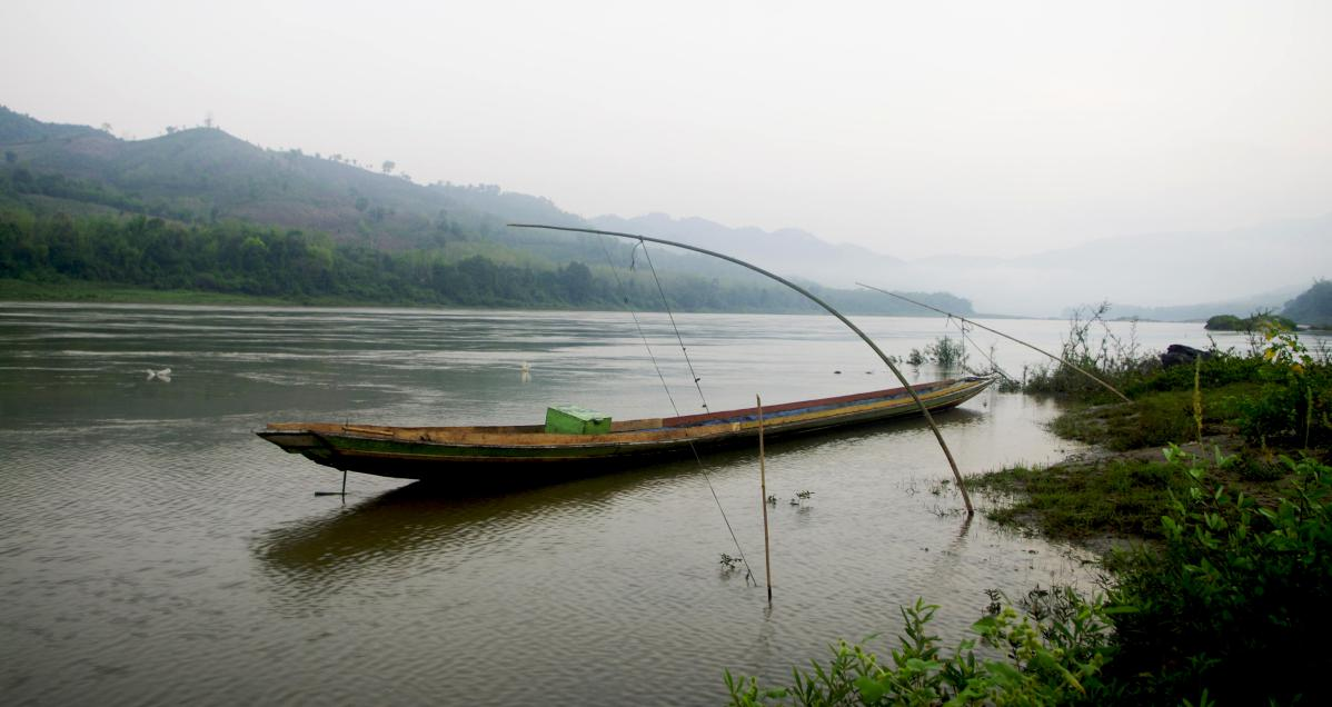laos fleuve mékong