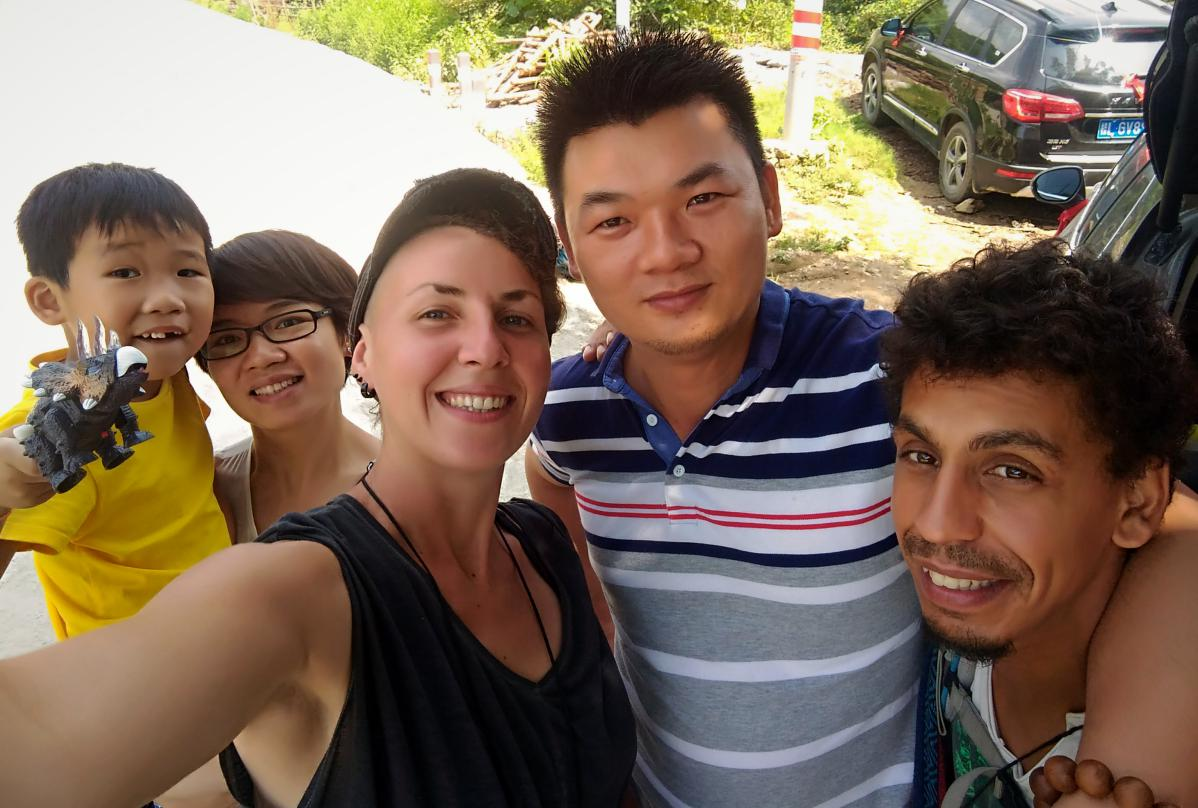 hosptalité chinoise guangxi