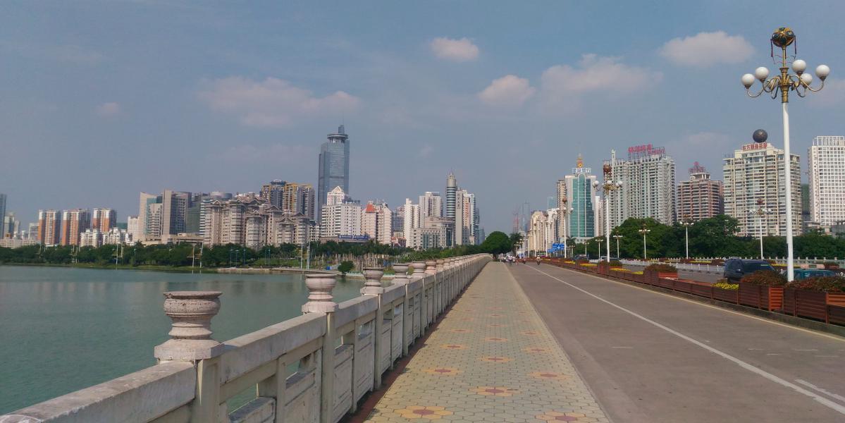 visite nanning guangxi