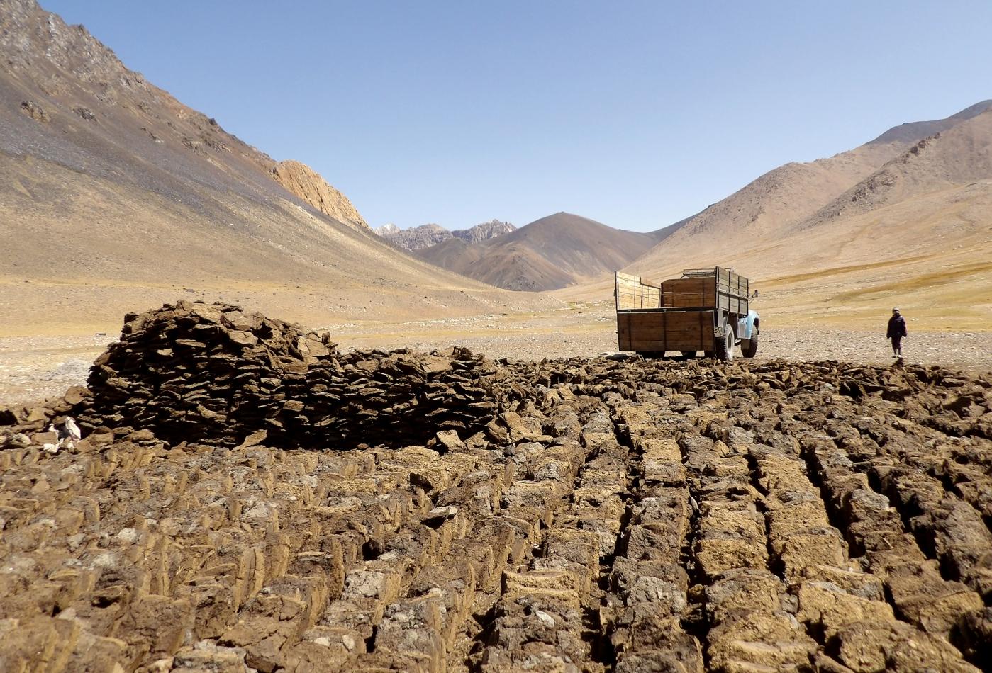 route pamir highway tadjikistan