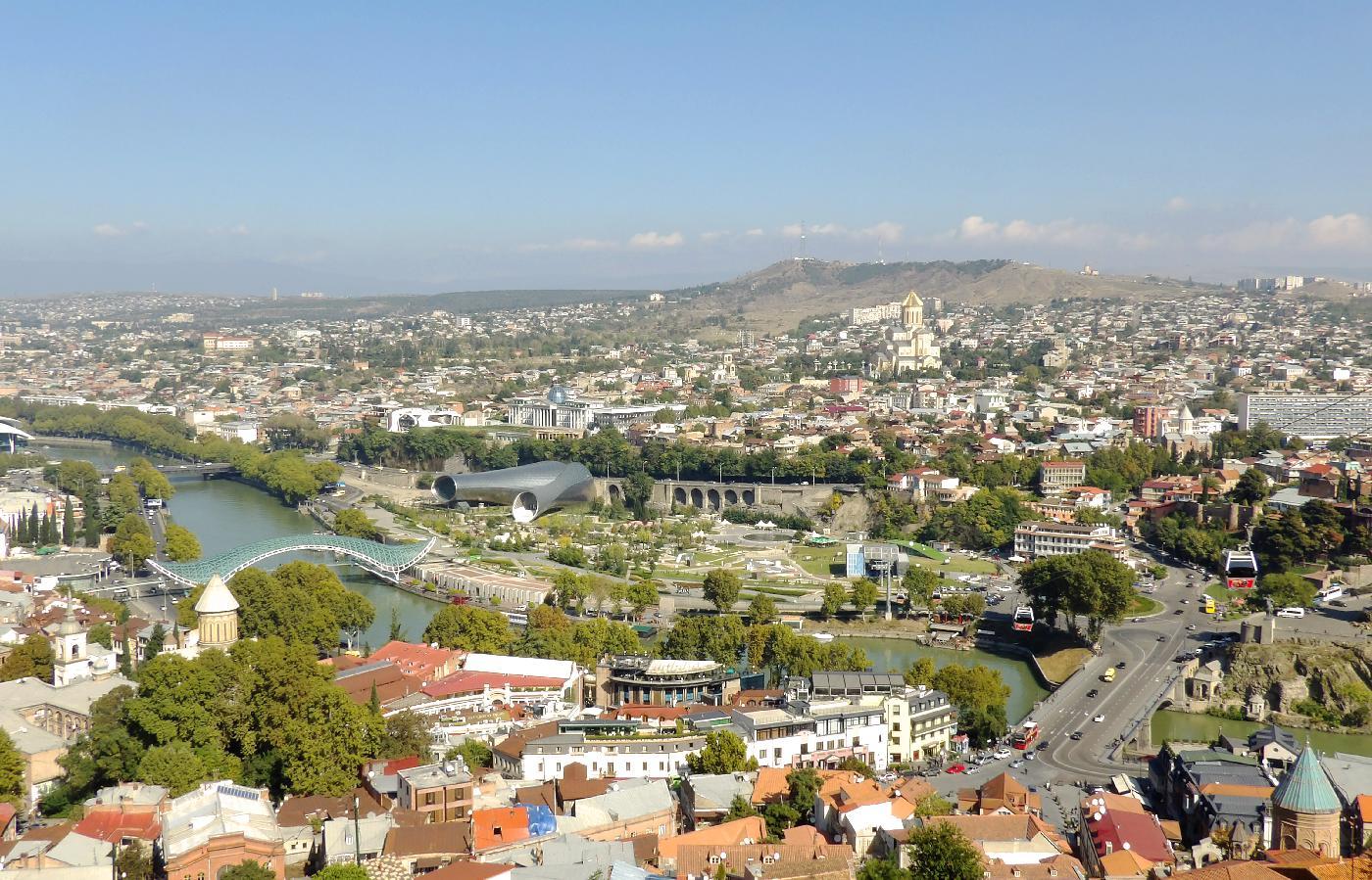 voyage dans les pays du caucase