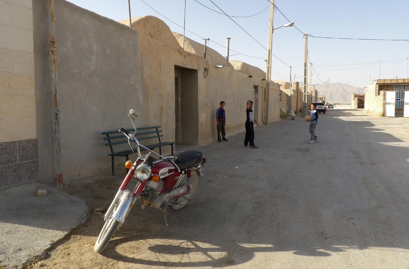 visite d'abarkuh en iran