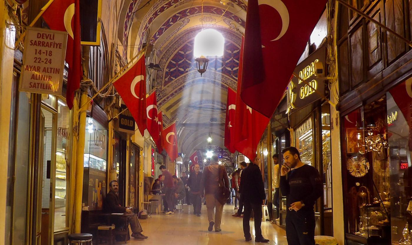 road trip en turquie, visite d'Istanbul