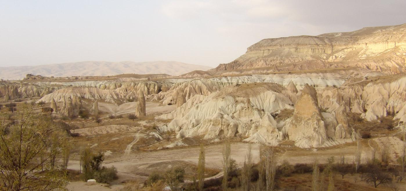 organiser une randonnée en Turquie