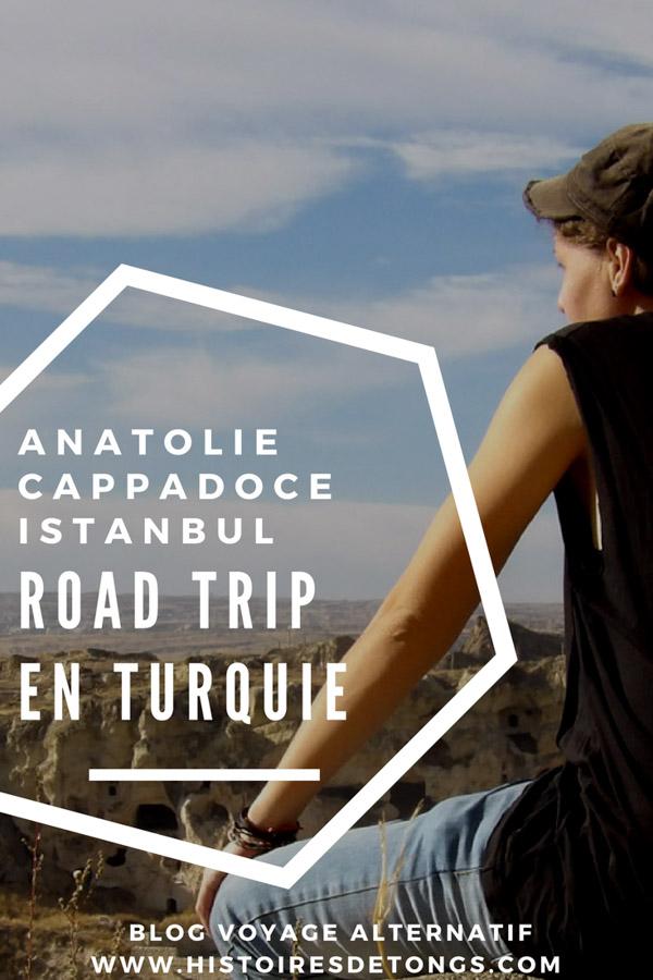 road trip en turquie