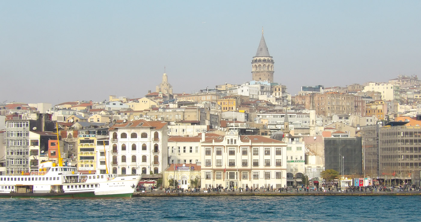 galata tower istanbul turquie
