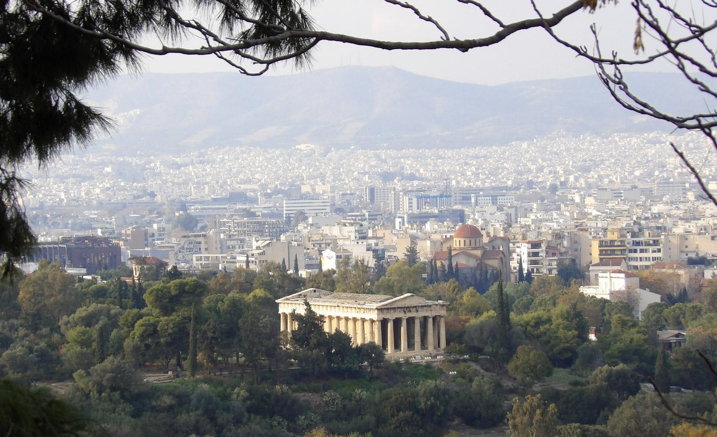 visite d'athènes voyage en grèce