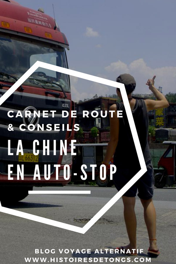 auto-stop en chine