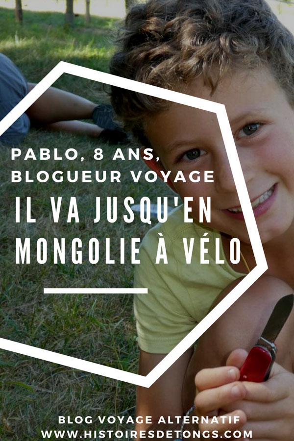 blog de voyage d'un enfant