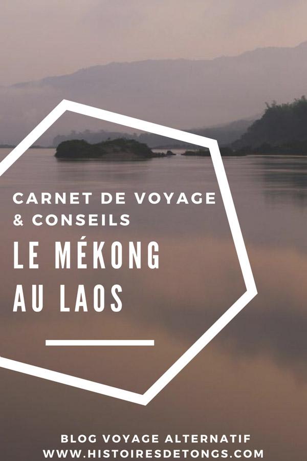 mékong au laos