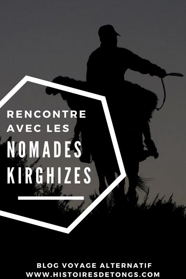 vis ma vie de nomade au kirghizistan