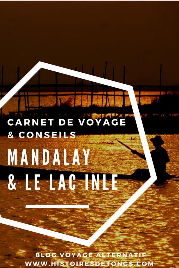 visiter mandalay lac inle
