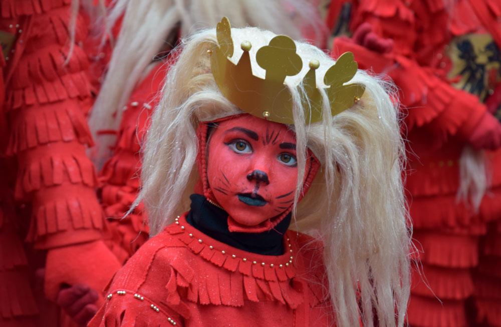 carnaval d'uberlingen en allemagne