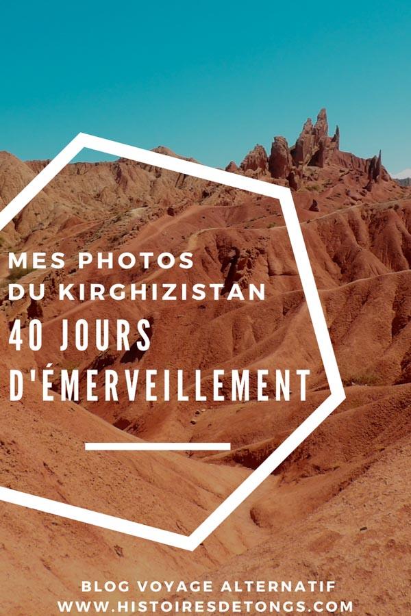 photos de voyage au kirghizistan