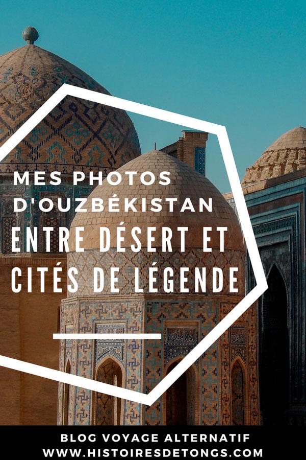 photo voyage ouzbékistan
