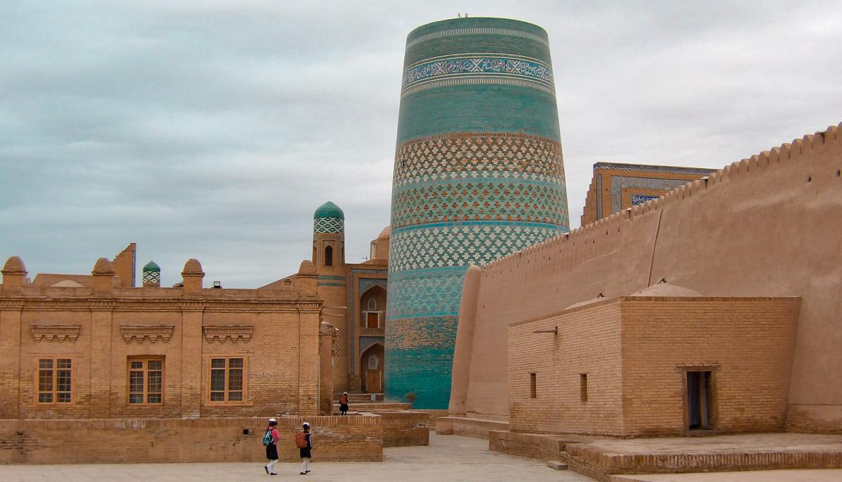 photos Ouzbékistan voyage