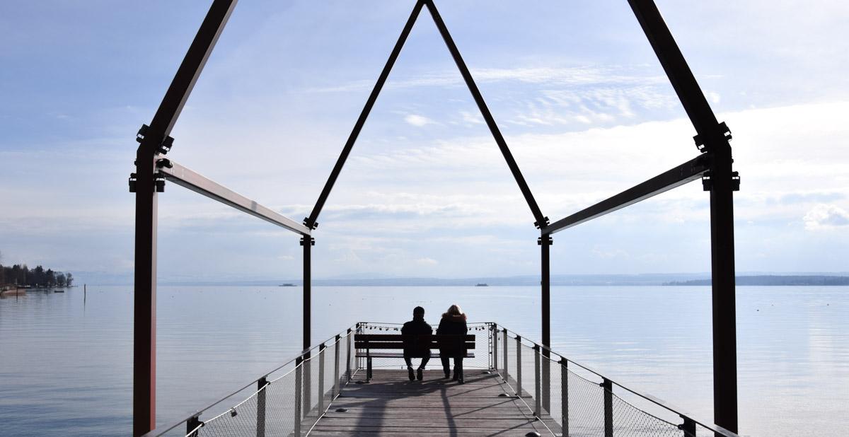 Lac de Constance : des retrouvailles avec mon van aménagé