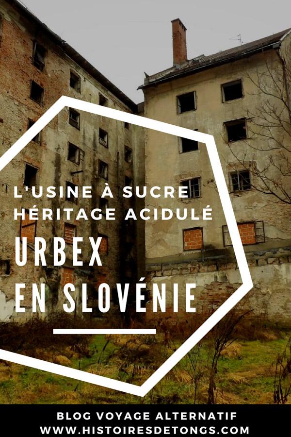 urbex slovénie