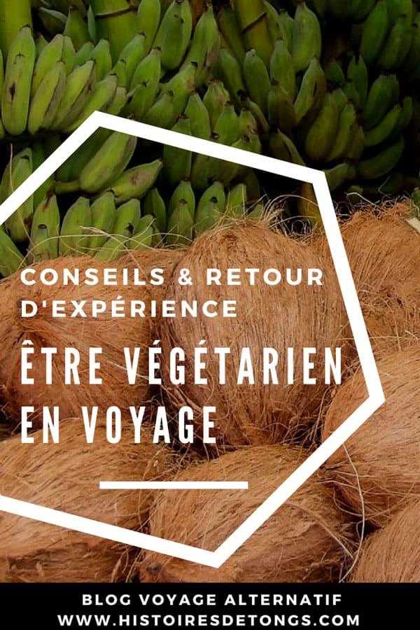 voyageur végétarien